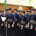 高校男子の部・準優勝:豊橋東高校