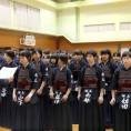 高校女子の部・準優勝:桜丘高校