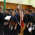 中学男子の部・優勝:青陵中学校