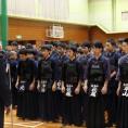 中学男子の部・準優勝:高豊中学校