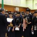 中学女子の部・優勝:高師台中学校