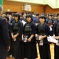 中学女子の部・3位:二川中学校