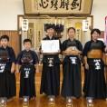 団体優勝:豊橋南部少年剣道教室A