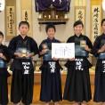 団体3位:桜武館剣道教室A